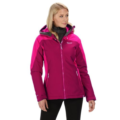 Women's Corvelle II Waterproof Insulated Jacket Beetroot Duchess Pink